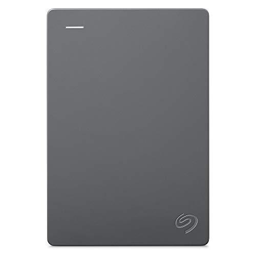 Seagate Basic portátil, 2 TB, Disco duro externo, HDD, USB 3.0 para PC, ordenador portátil (STJL2000400)
