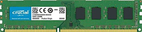 Crucial RAM CT102464BD160B 8 GB DDR3 1600 MHz CL11 Memoria de Escritorio