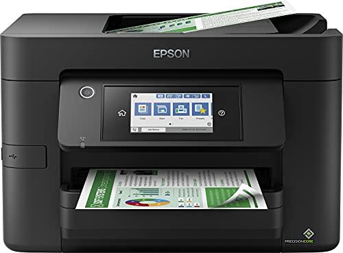 Epson WorkForce Pro WF-4820DWF, Negro, Compacto