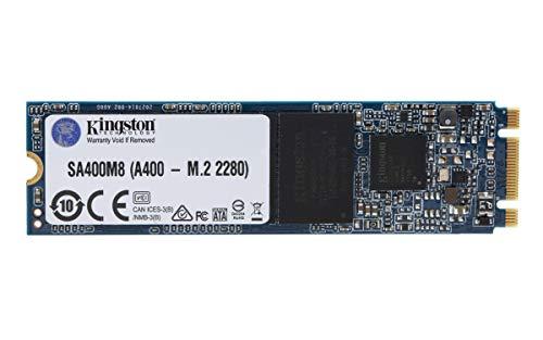 Kingston A400 SSD SA400M8/240G - Disco duro sólido interno M.2 2280 240GB
