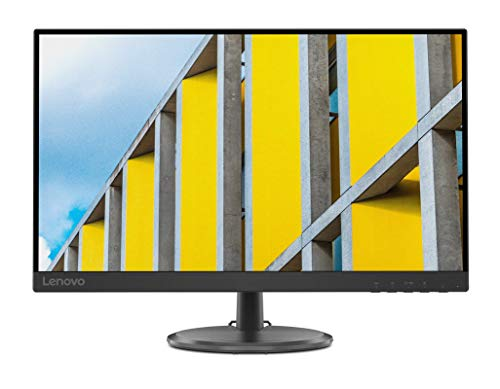 Lenovo D27-30 - Monitor Gaming 27' FullHD (VA, 75Hz, 4ms, HDMI, VGA, FreeSync) Ajuste de inclinación - Negro