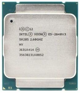 Xeon E5 2640 V3