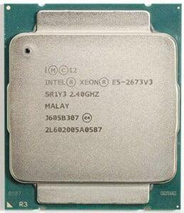 E5-2673V3 mejor procesador Xeon X99