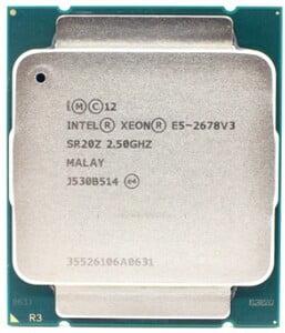 mejor procesador Xeon X99 E5-2678V3