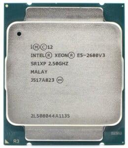 xeon E5-2680V3