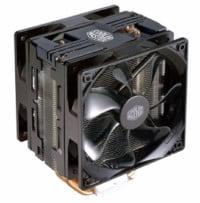 Ventilador Cooler Master turbo led socket 2011-3 negro edition
