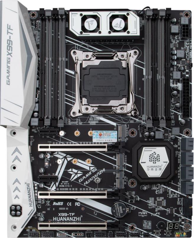 Placa base Xeon Huananzhi X99 TF