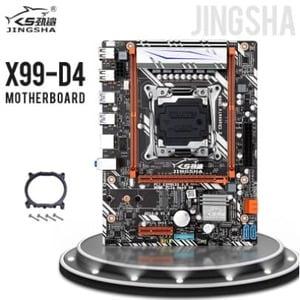 placa base x99 jingsha D4