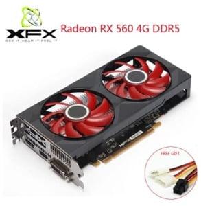 COMPRAR xfx rx 560 4g gddr5 128 bits