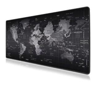 alfombrilla gaming mapa mundi