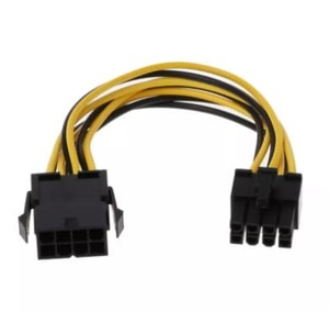 cable extensor cpu 8 pines