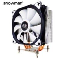 ventilador cpu snowman T4 4 tubos socket 2011 2011v3