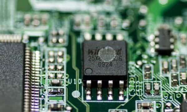 BIOS WINDBOND en placa base de pc