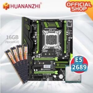 hunanzhi-79 green--combo-2689 16GB-4x4 reg