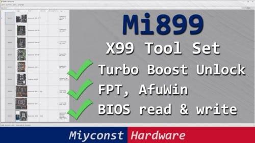 MI899 TURBO BOOST UNLOCK
