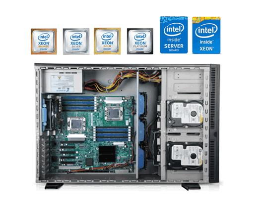 caja pc placa base dual cpu intel xeon (1)