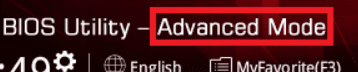 configuracion raid asus amd advanced mode