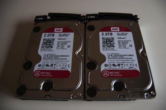 discos duros iguales para raid