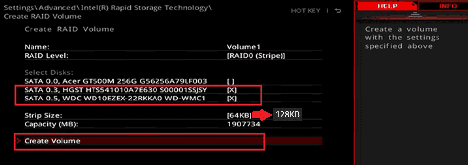 Bios placa base msi-intel launch csm windows 10 whql support